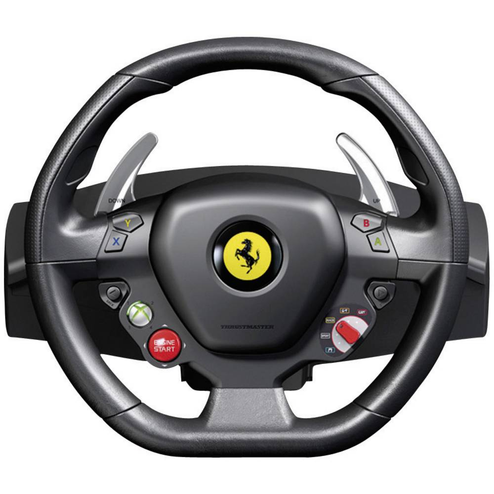 how to connect xbox 360 steering wheel and pedals