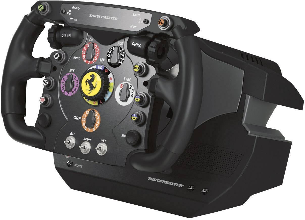 Thrustmaster Ferrari F1 Wheel Integral T500 Steering Wheel Usb Pc Playstation 3 Black Conrad Com