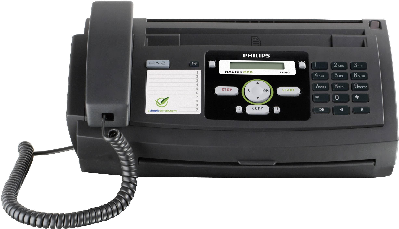 philips magic 5 eco primo thermal transfer fax machine page memory rh conrad com philips magic 5 eco primo user manual philips magic 5 primo fax machine manual