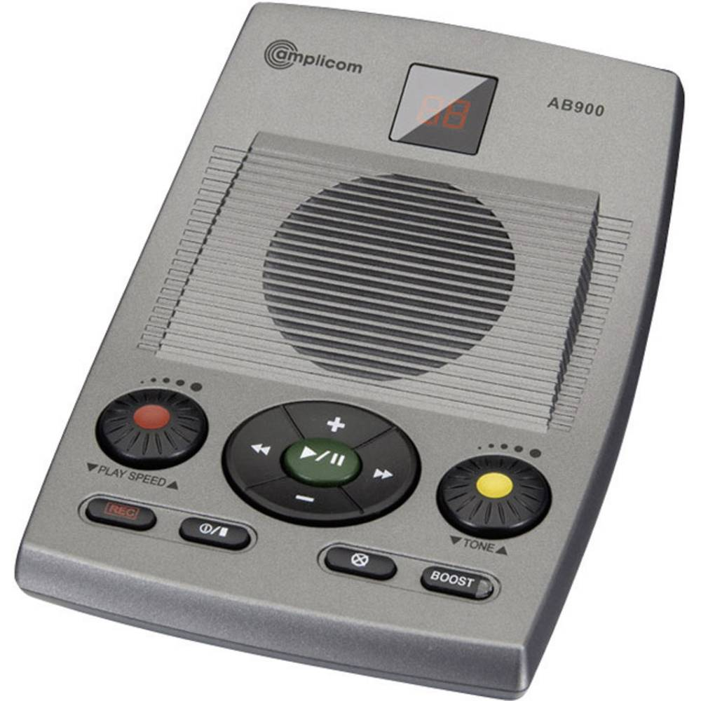 Amplicomms Ab 900 Answering Machine With 30 Secs Outgoing Message