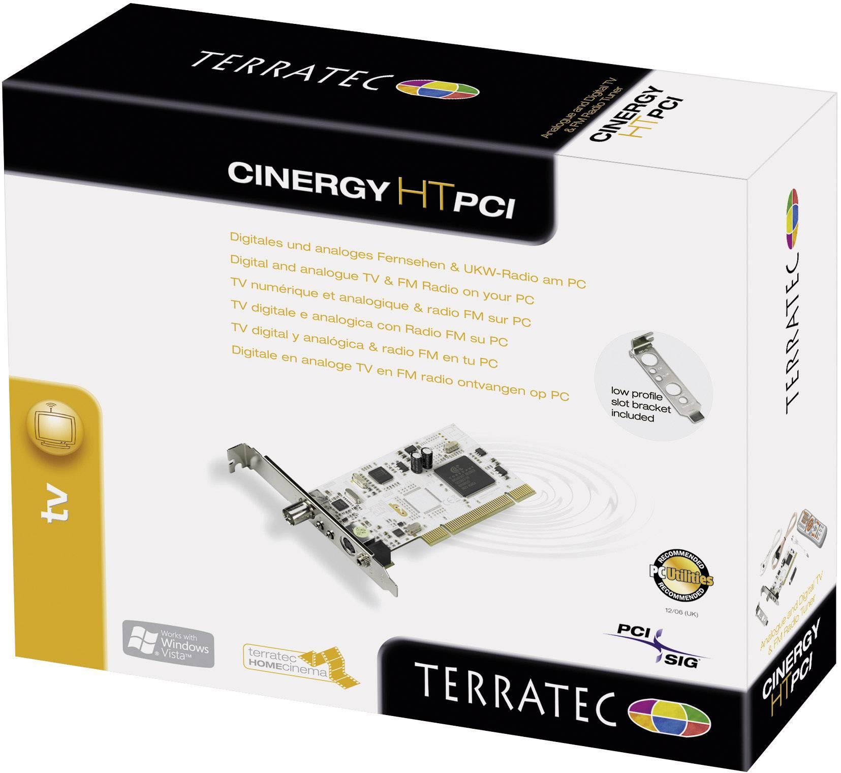 TerraTec Cinergy HT PCI TV Tuner Windows
