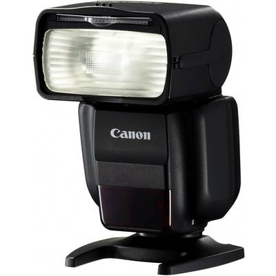 Flash Canon Speedlite 430EX III-RT Compatible with=Canon Guide no. for ISO 100 / 50mm=43
