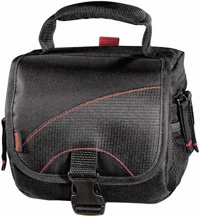 Image of Camera bag Hama Astana 100 Internal dimensions (W x H x D) 145 x 105 x 75 mm