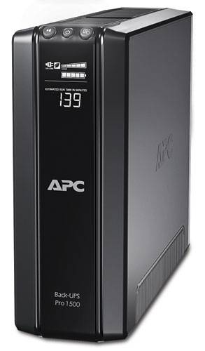 UPS 1500 VA APC by Schneider Electric Back UPS BR15