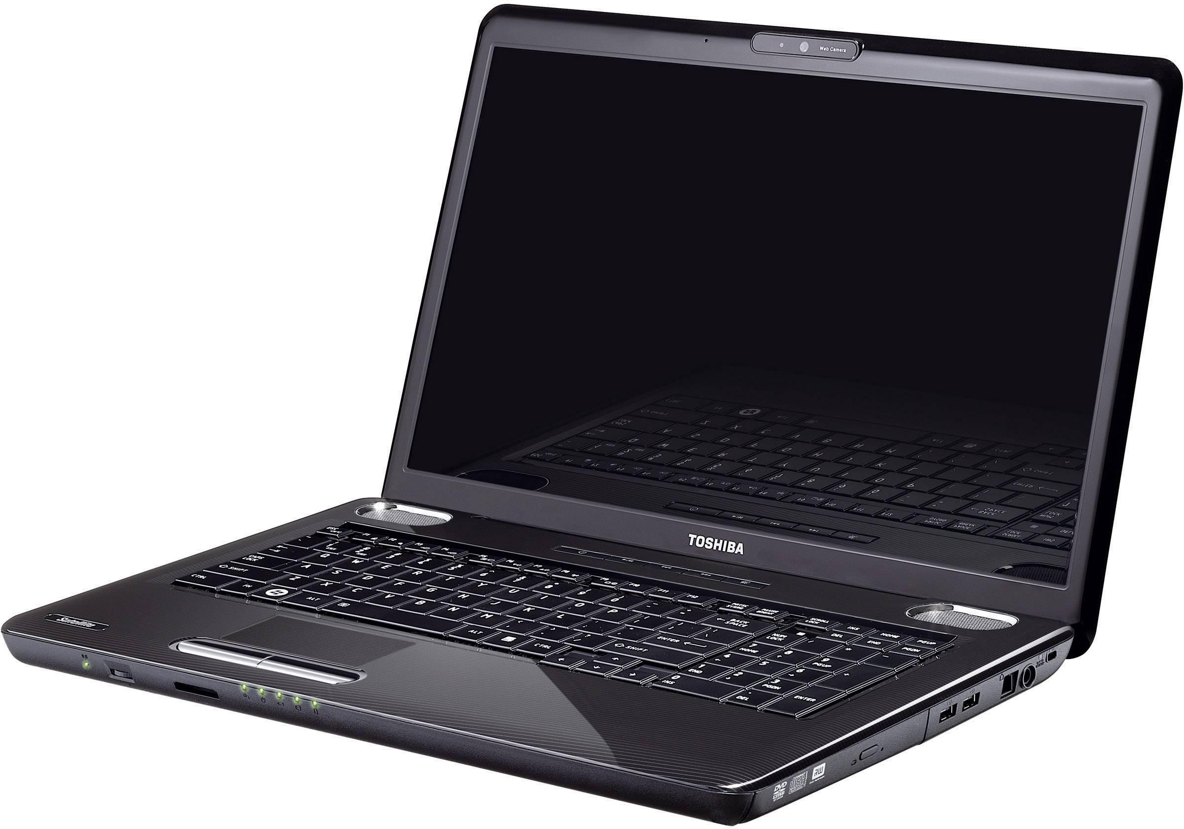 Toshiba Satellite L555 Treiber Windows 7