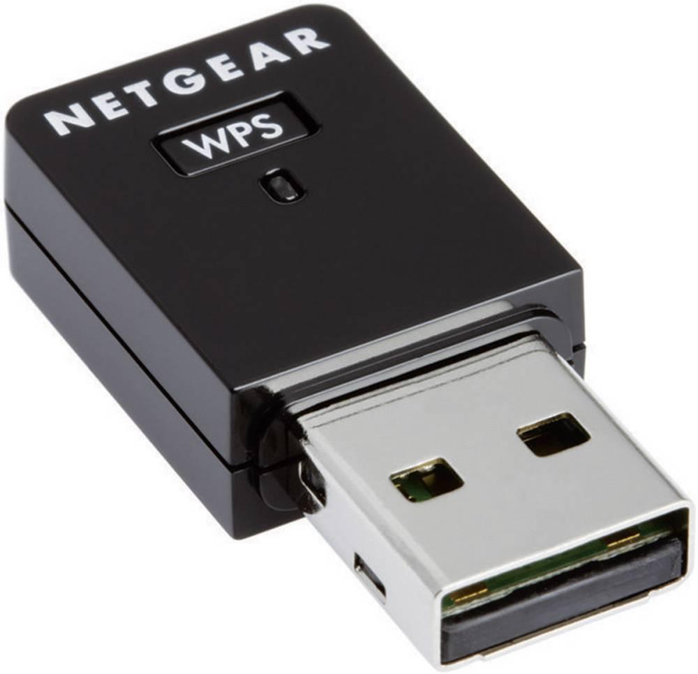 WLAN-ključ USB 300 MBit/s Netgear WNA3100M