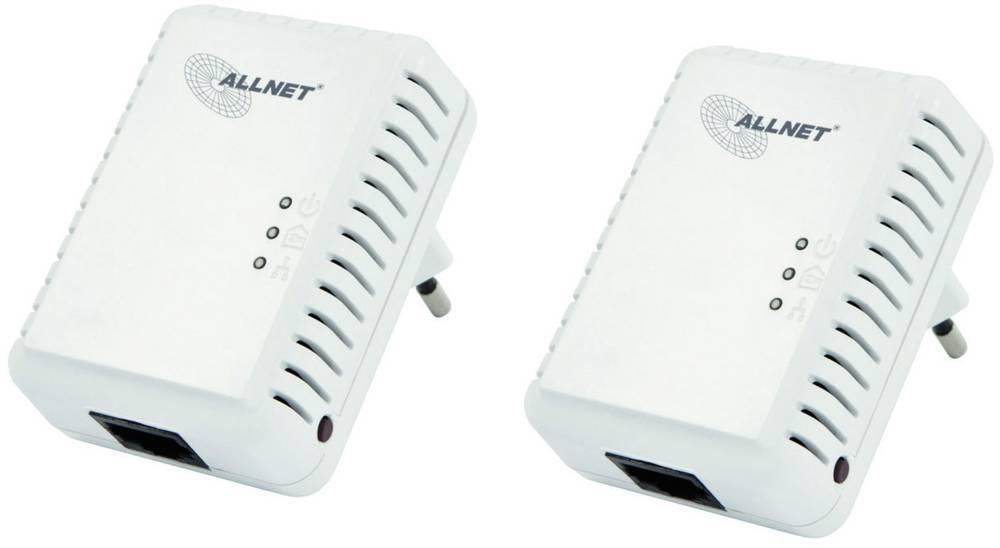 Začetni Powerline komplet Allnet ALL168250, 500 MBit/s