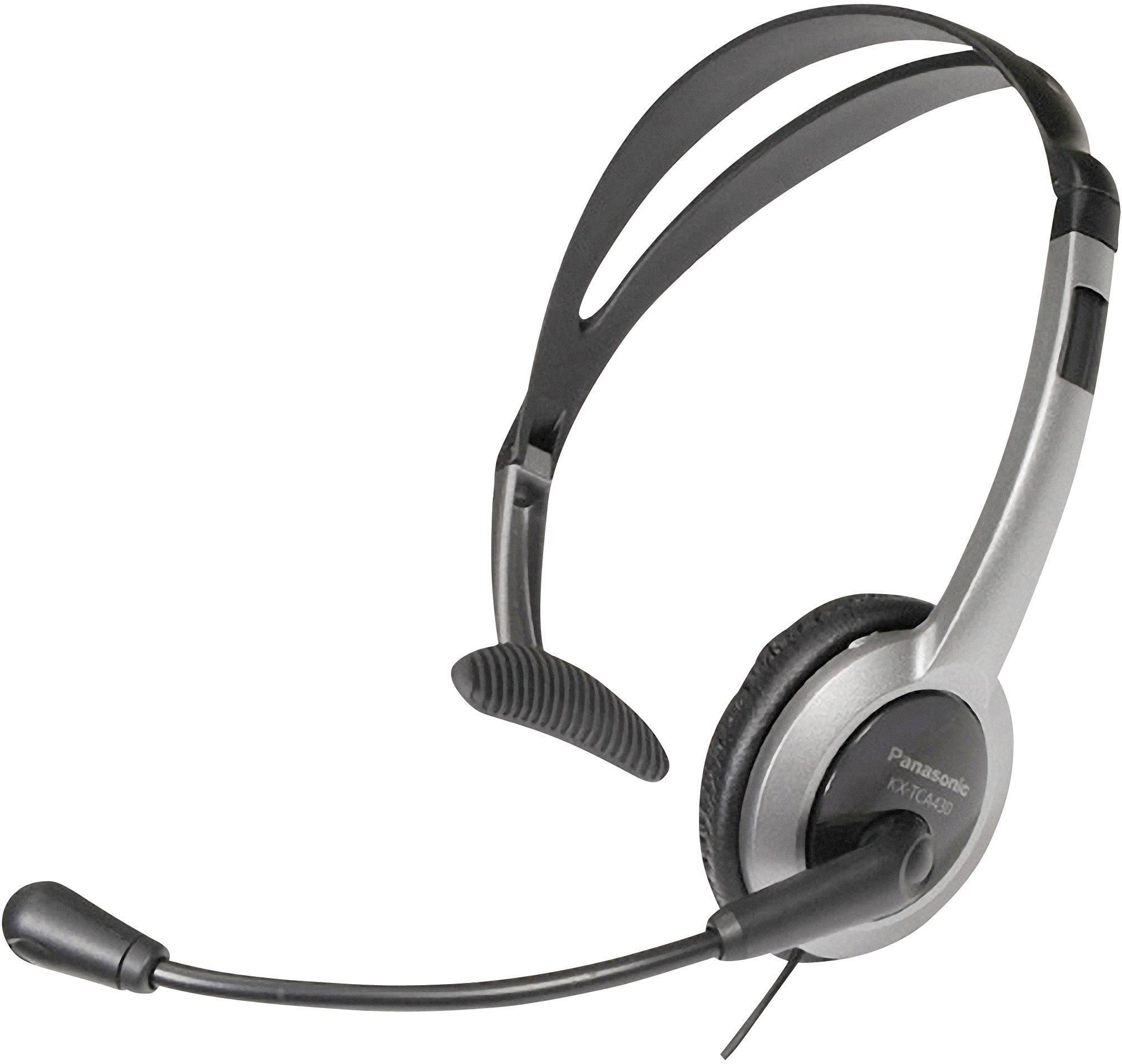 Call Center Headset with Microphone 2.5 mm Noise Cancelling Headset
