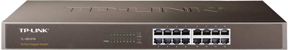 19'' 16-vratno gigabitno omrežno stikalo TP-Link TL-SG1016 za vgradnjo