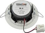 Mini haut-parleur de plafond Visaton DL-8