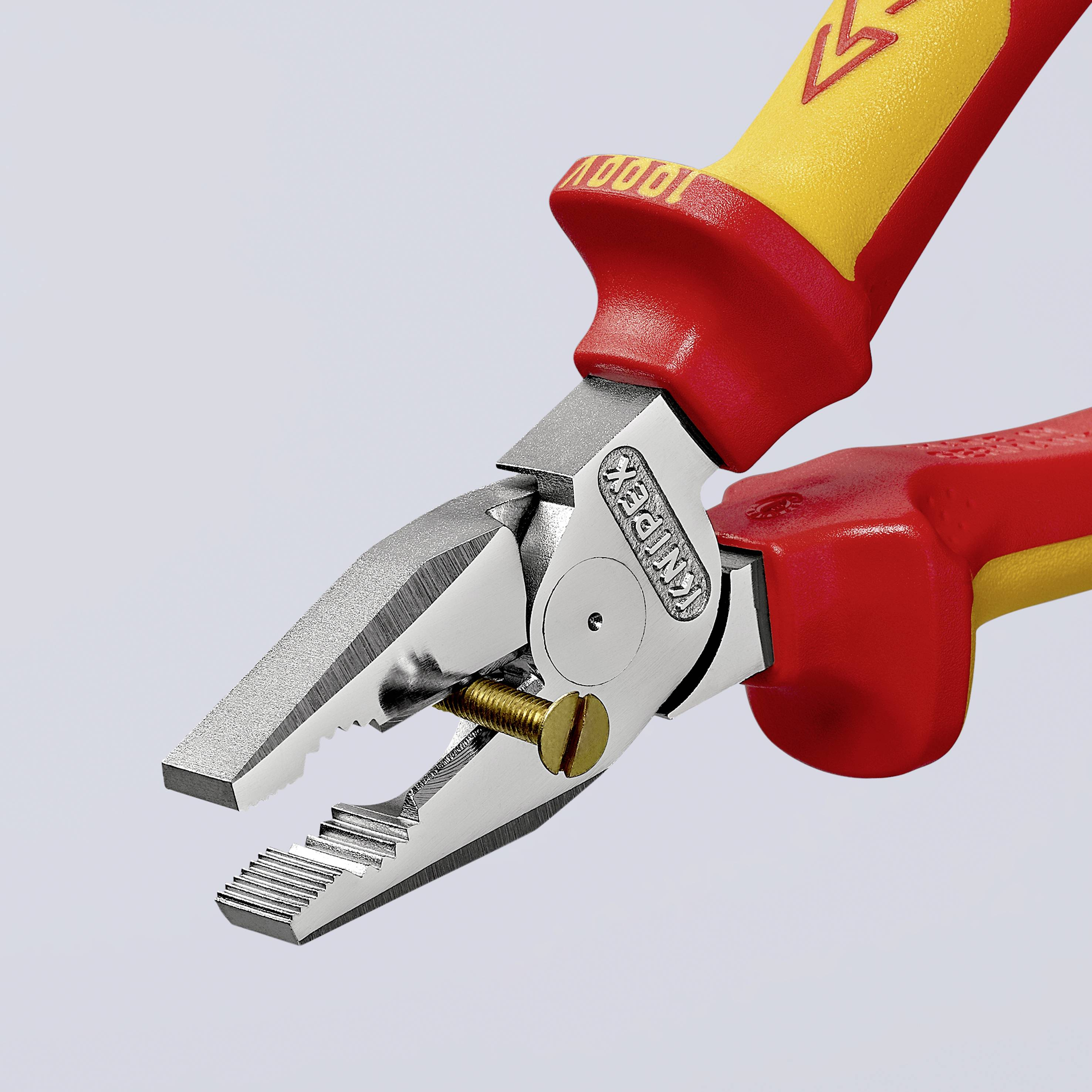 Knipex 03 06 200 Pince universelle VDE 200mm Import Allemagne