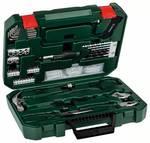Set d'outils Promoline All in one, dans une mallette, 111 pièces