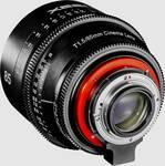 XEEN Cinema 85mm T1,5 Nikon F plein format