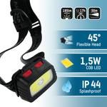 Lampe de poche à bandeau LED Noir - Gris Ansmann HD200B