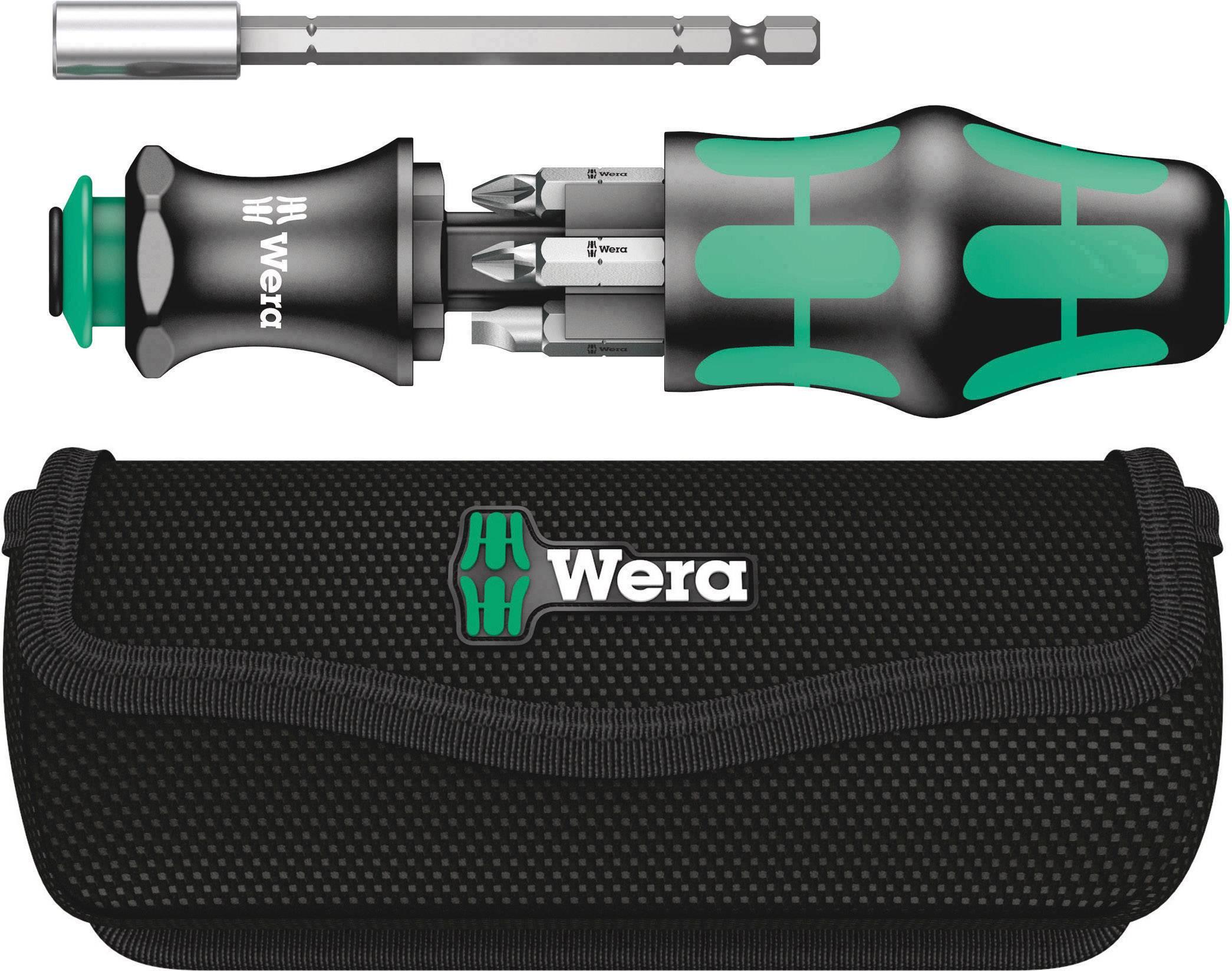 Wera Jeu d/'outils métal 39 pces m1