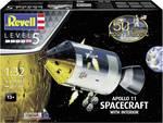1:32 Apollo 11 Spacecraft avec kit intérieur