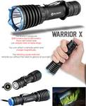 Lampe de poche Olight Warrior X