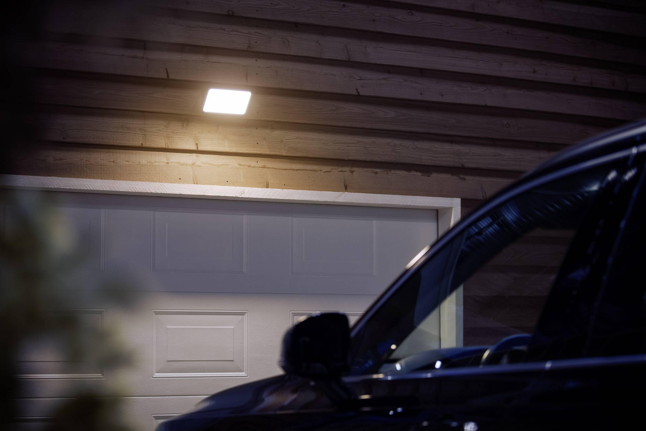 Projecteur exterieur led philips cool eclairage exterieur led
