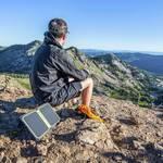 SET solaire panneau solaire Nomad 7 plus et chargeur Guide 10 plus