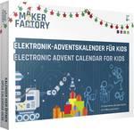 Calendrier de l'Avent électronique pour enfant Makerfactory