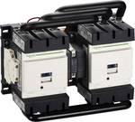 Combinaison de contacteurs réversibles, 3p+1S+1Ö, 75kW/400V/AC3 150A, bobine 230V 50/60Hz