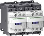 Combinaison de contacteurs réversibles, 3p+1S+1Ö, 7,5kW/400V/AC3, 18A, bobine 24V DC