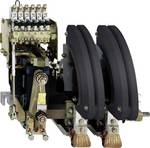Contacteur de bar LC1-BL, 2p, AC-1 440V 800A, bobine 220 V AC