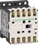 Contacteur de puissance, 3p+1S, 2,2kW/400V/AC3, 6A, 24VDC, connecteur plat