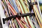 Collier de serrage 300 x 7,6 mm, noir