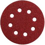 Feuilles de ponçage adhésives Metabo 5, 125 mm P40