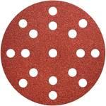 Feuilles de ponçage adhésives Metabo 50 125 mm, P40