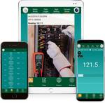 Multimètre numérique MM750W avec Bluetooth®