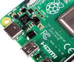 Raspberry Pi® 4 modèle B (RAM 1 GB)