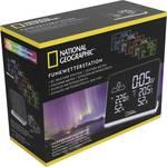 Station météo sans fil national Geographic Multi Color avec écran couleur changeant