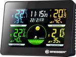 Thermo-hygromètre Thermo Hygro Quadro NLX - thermo-hygromètre avec 3 capteurs extérieurs