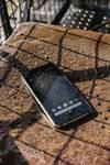 Smartphone d'extérieur CAT S52, noir