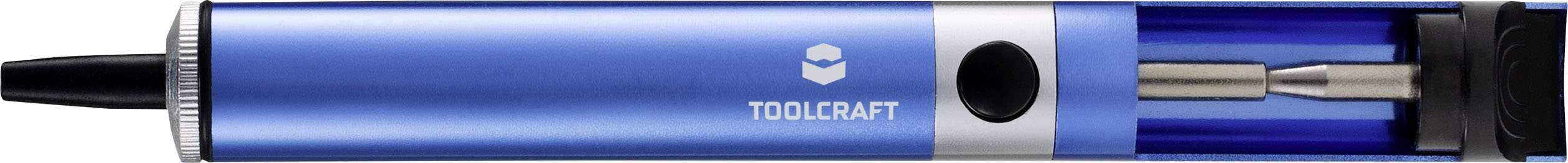 Pompe /à dessouder TOOLCRAFT LEE-192 TO-6589509 antistatique 1 pc s