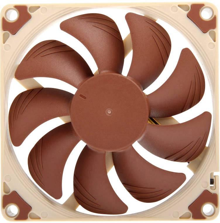 Ventilateur pour PC Noctua Noctua NF A9x14 PWM NF A9x14 PWM marron (l x h x p) 92 x 92 x 14 mm 1 pc(s)