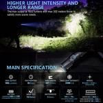 Lampe de poche Olight M2R Pro Warrior