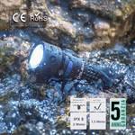 Lampe de poche LED Baton Pro