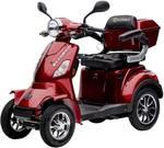 ECONELO J4000 Trottinette électrique rouge
