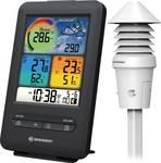 Station météo couleur W-LAN BRESSER avec capteur UV/lumière 4 en 1