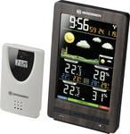 Station météo sans fil BRESSER ClimaTemp WS avec écran couleur en bois