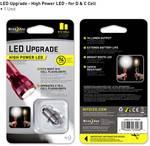 Mise à niveau LED pour lampe de poche C&D.