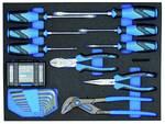 Assortiment d'outils en module CT pour B2 - 49 pièces