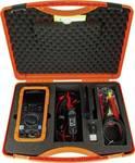 Tout-en-un : multimètre et milliohmmètre avec appareil de mesure de l'isolation, test de bobinage et enregistreur de données METRAHIT DANS E-DRIVE BT