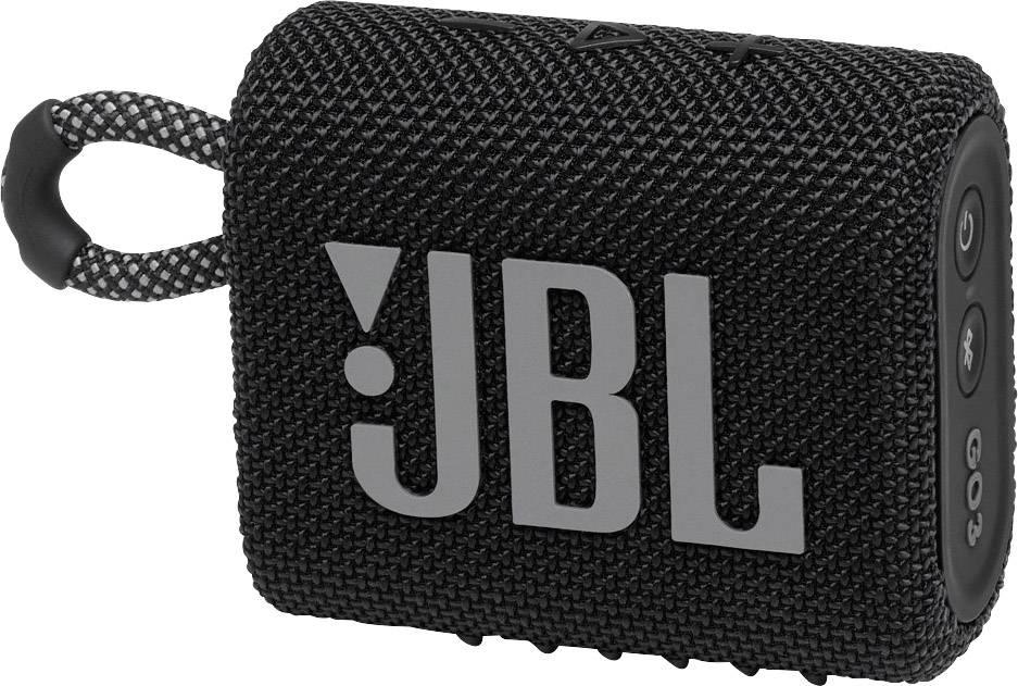 ENCEINTE BLUETOOTH JBL GO3 NOIRE IP67
