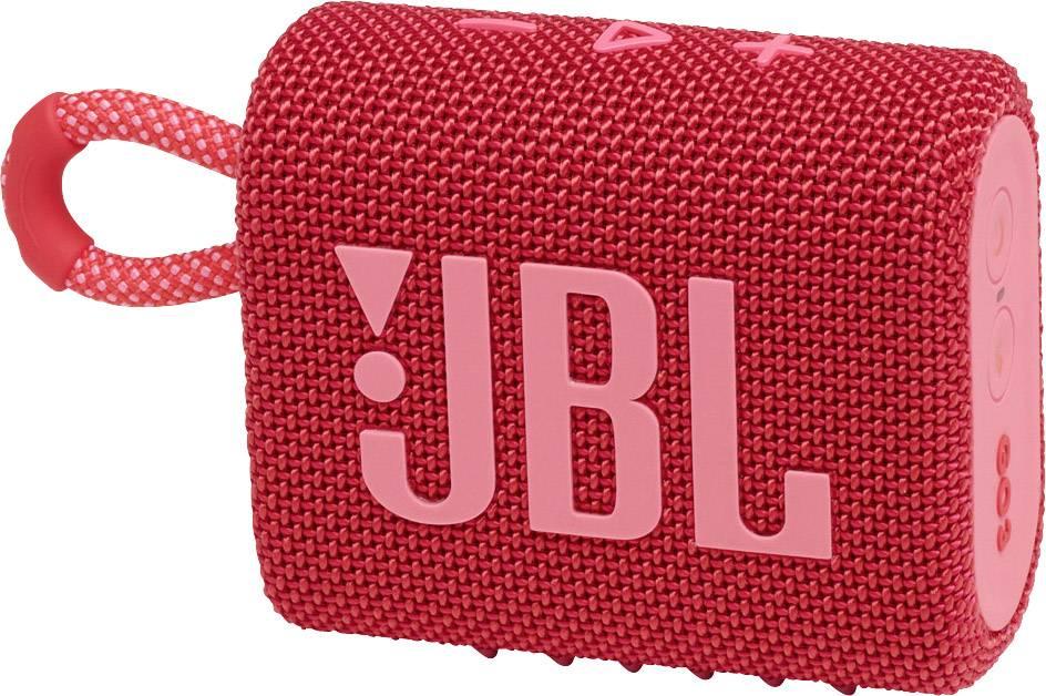 ENCEINTE BLUETOOTH JBL GO3 ROUGE IP67