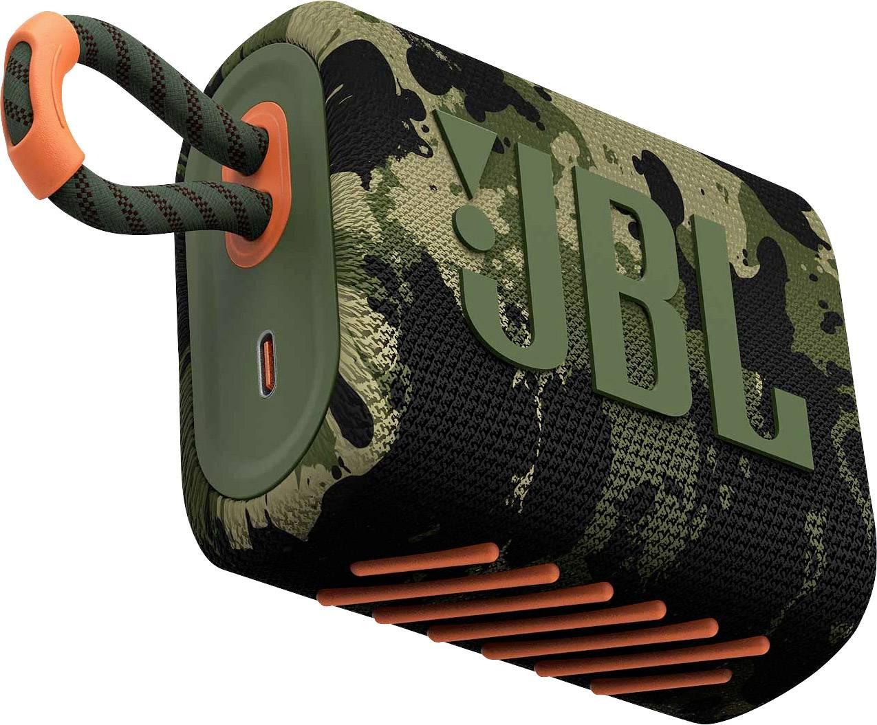 ENCEINTE BLUETOOTH JBL GO3 SQUAD IP67