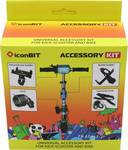 Kit d'accessoires iconBIT pour scooter électronique